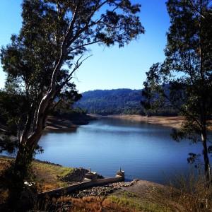 Lexington Reservoir hike