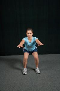 squat - correct form