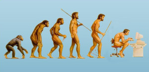Evolution of Posture through time
